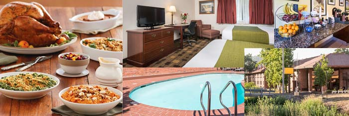 hotel in Jackson Ca monthly giveaway