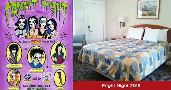 Fright Night Special Save 10 Percent - hotel in Nevada City CA