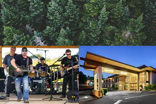 summer fun with free concerts in the Pines