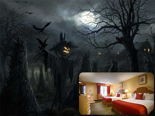 Spooktacular deal hotel in Roseville CA