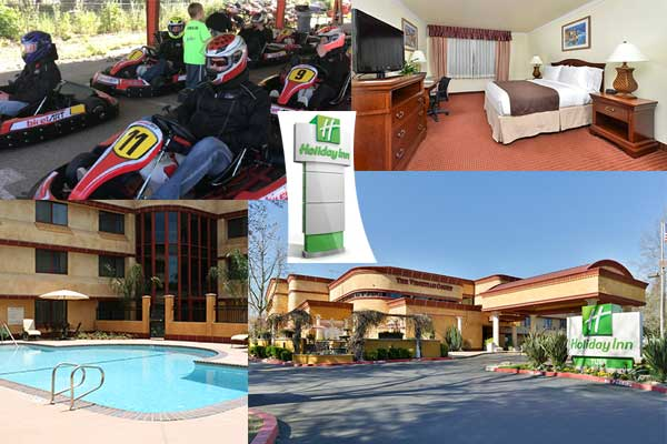 August special 15 percent off for hotel in Rancho Cordova CA
