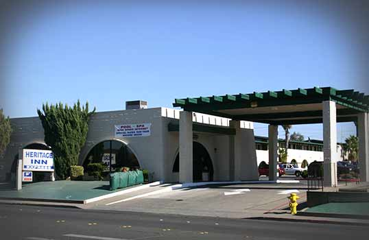 Image photo of Heritage Inn Express Roseville