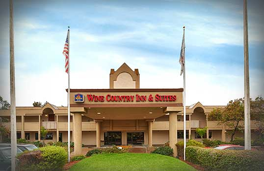 photo image of Best Western Plus Wine Country Inn and Suites